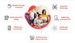 Reliable Mobile Application Development Company In Vietnam 2