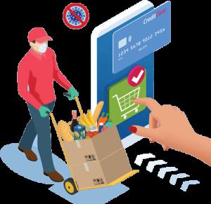 Grocery Delivery App Va Cac Tinh Nang Chinh Cua App 1