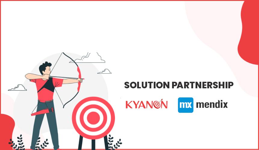 Mendix: Kyanon Digital Is A Solution Partner With Mendix - A Low-code Platform